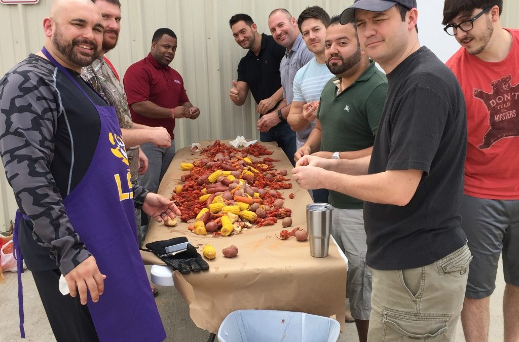 2016 Annual Soren Crawfish Boil