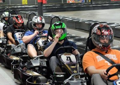 Soren Goes Carting, 2015