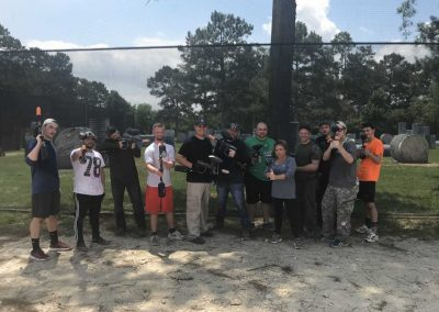 2018 Paintball Outing