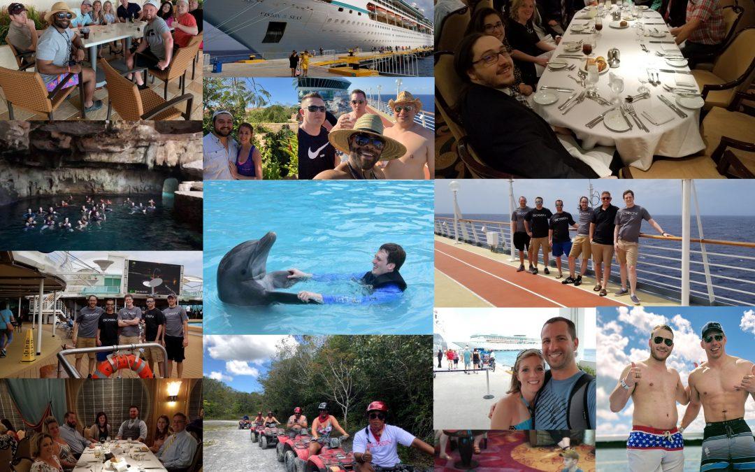 Soren 2019 Company Cruise