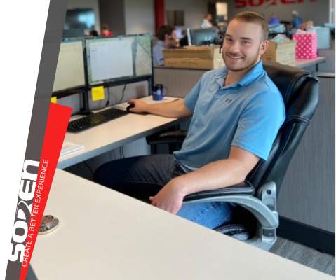 November Employee Spotlight-Matt McAllister