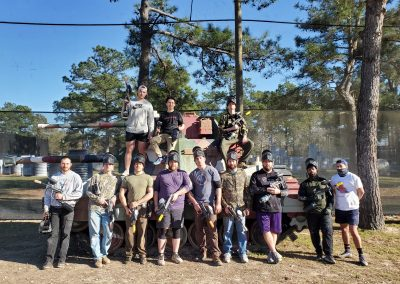 Paintball - Feb 2020