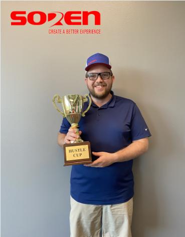 Hustle Cup Sales Team 1