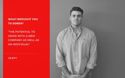 July Employee Spotlight – Scott