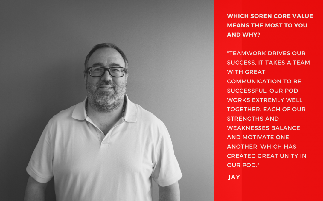 September Employee Spotlight – Jay