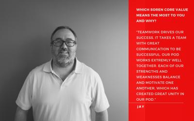 September Employee Spotlight – Jay
