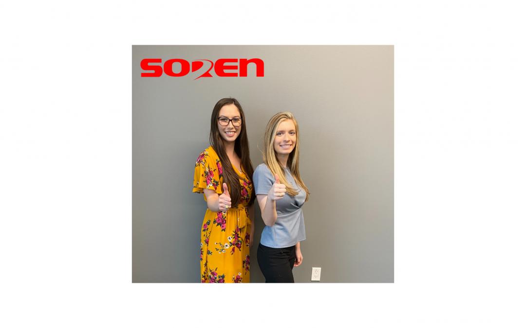 Soren Presents to Women in Economics