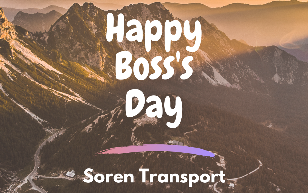 Boss's Day 2020