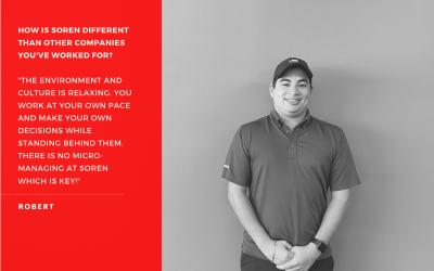 November Employee Spotlight – Robert