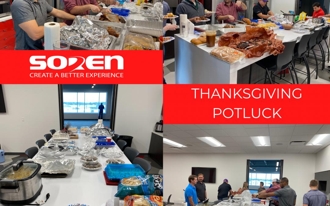 Thanksgiving Potluck 2020