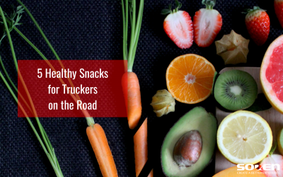 5 Healthy Snacks for Truck Drivers