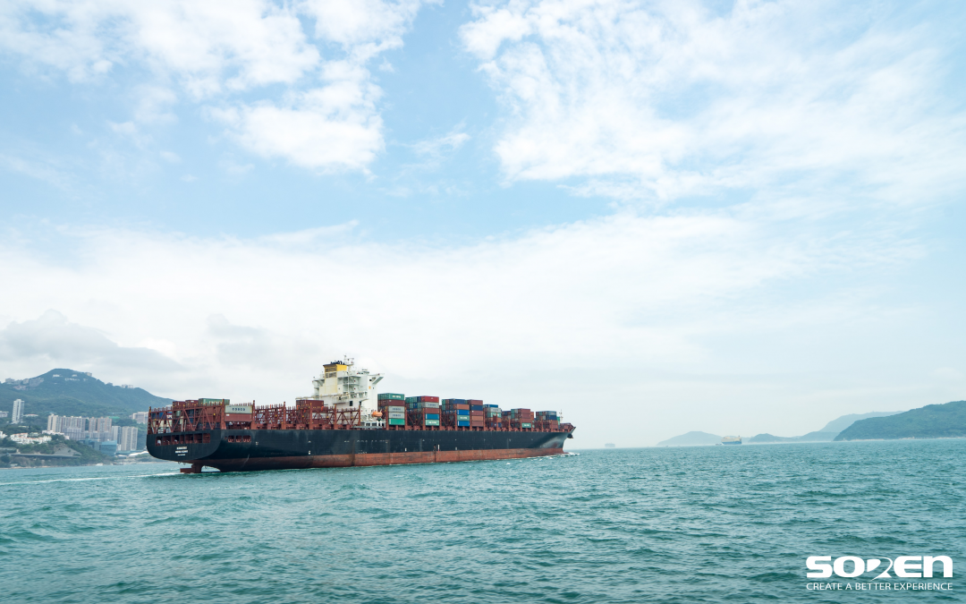 Congestion in California Ports