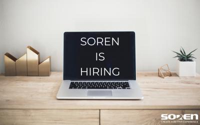 Soren is Hiring – February 2021