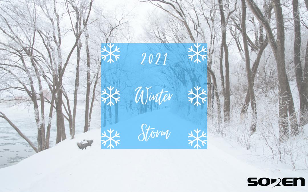 Historic Winter Storm 2021