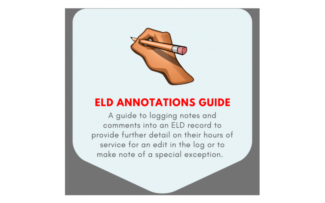 ELD Annotations Guide