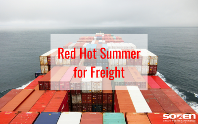 Red Hot Summer for Freight