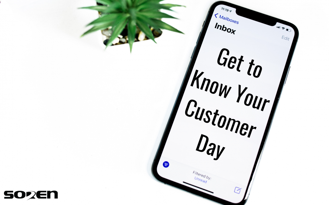 Get to Know Your Customer Day – Q2 2021