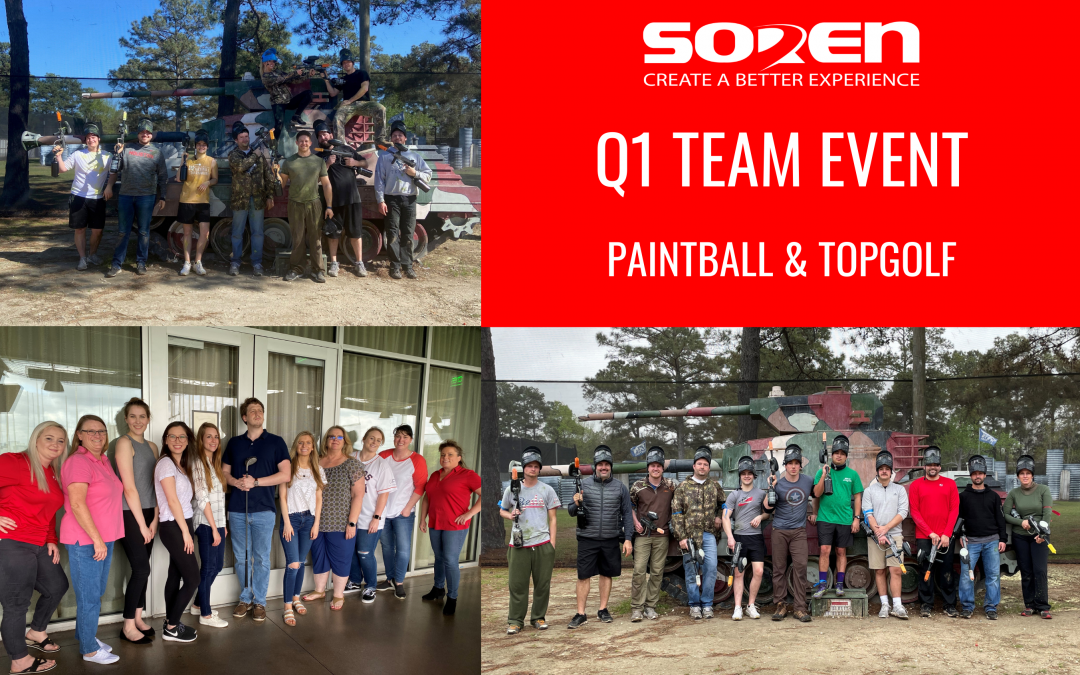 Soren Q1 Team Activity