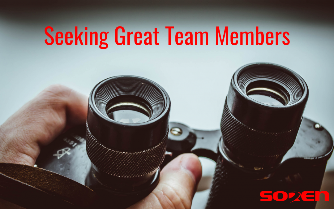 Seeking Account Managers and Account Executives