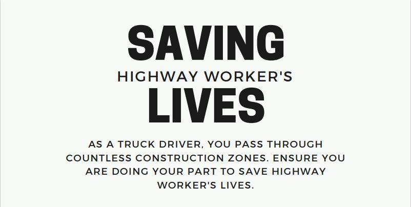 Saving Highway Worker's Lives