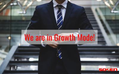 2021 Employee Growth at Soren