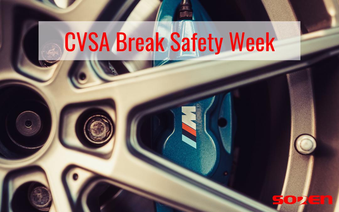 Brake Safety Week 2021