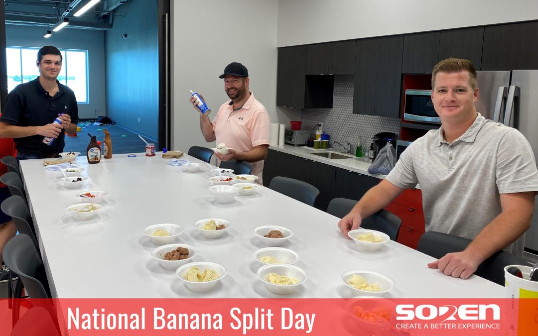 National Banana Split Day 2021