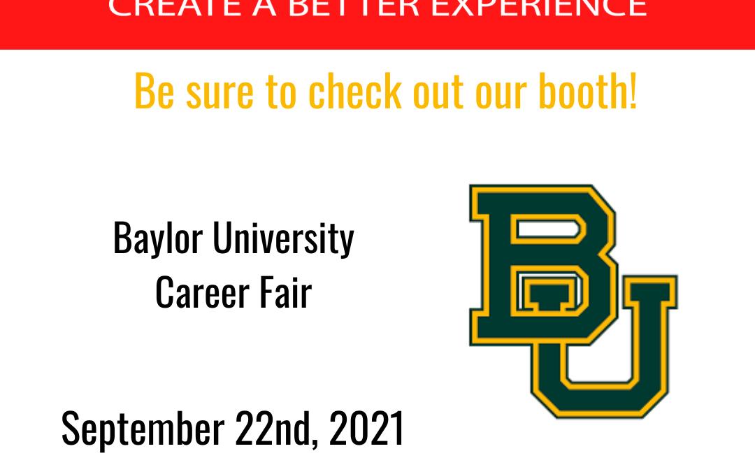 Baylor 2021 Fall Career Fair