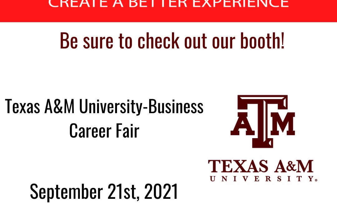 Texas A&M Fall 2021 Business Career Fair